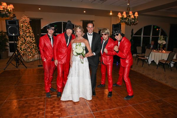 Flashback Lesley Wedding 2