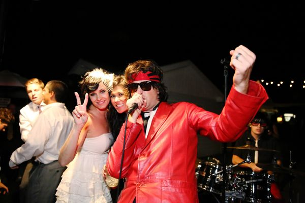 Flashback Wedding Josh and Mayna 2