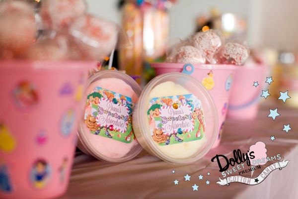Sweetest Adventure Custom Favors