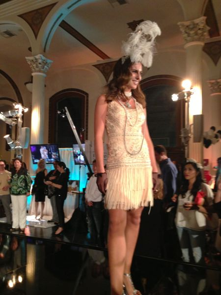 The Great Gatsby Inspired Fashion Show