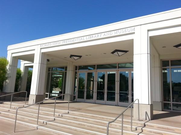 Nixon Library 3