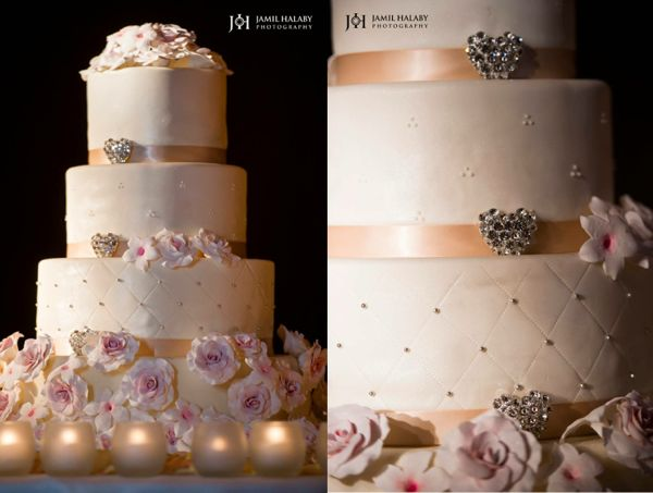 Photography: Jamil Halaby Photography Cakes by Maggie