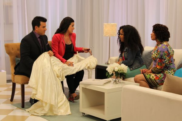 SBSN2 202.3 - Kelly, Sam, Terron and Mom Discuss Borrowed Dress