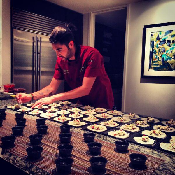 Chef Daniel Shemtob