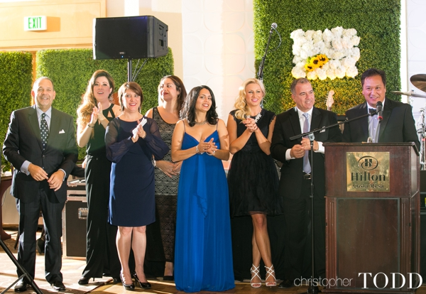 The Board of Wish Upon A Wedding Southern California