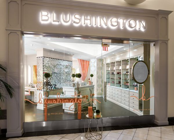 Blushington Fashion Island Exterior