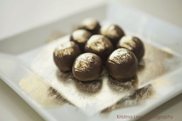 Rocher Crunch Truffles