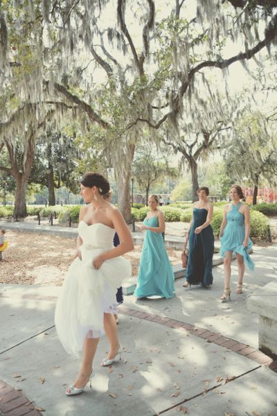 Savannah Wedding Photography - LaFayette Square - Amanda + John - Six Hearts Photography0265