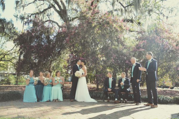 Savannah Wedding Photography - LaFayette Square - Amanda + John - Six Hearts Photography0690